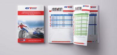 Brochures / catalogues de prix pour DPI