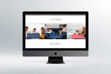 Site internet pour le cabinet Gendre-Hock !