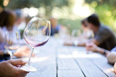Communication pour le Club d'oenologie et de dégustation de vins Oen'OH !