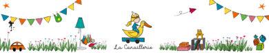 """Création du logotype """"La Canaillerie"""""""