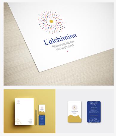 Accompagnement communication & Création d'identité de marque